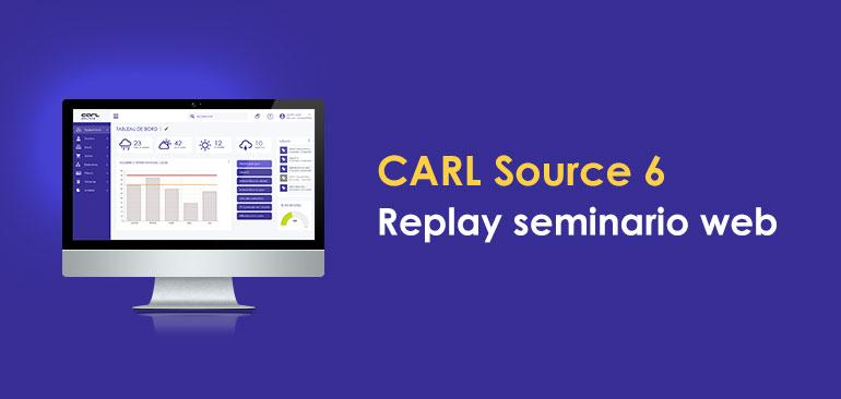[Replay Seminario Web] Nuova generazione CMMS: CARL Source V6